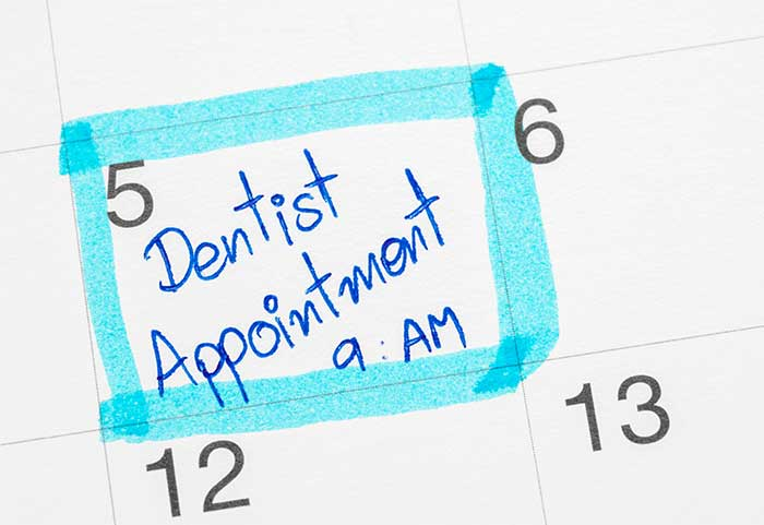 Schedule Dentist Appointment